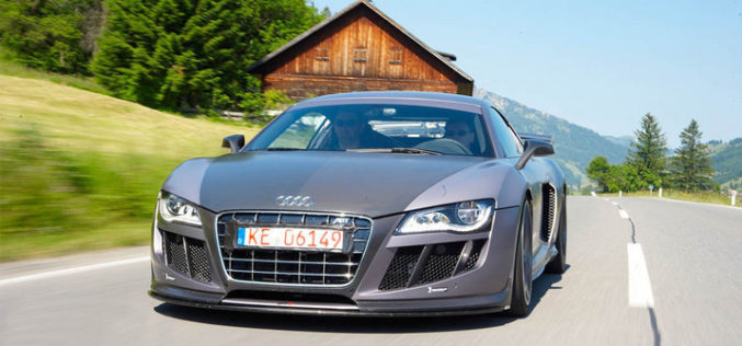 Audi R8 Abt GTR