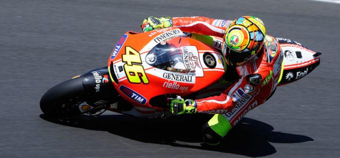 Ducati testirao novi GP12