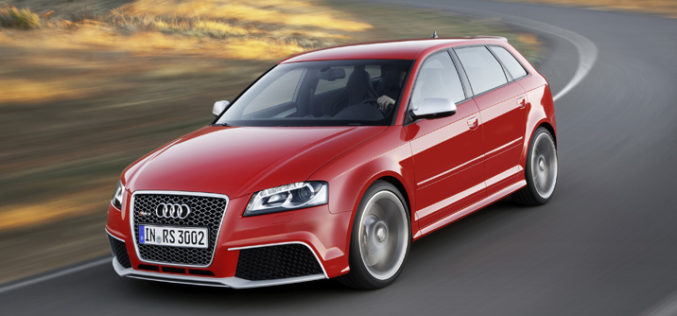 Novi Audi RS modeli