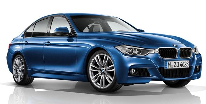 BMW 3 Series F30 M Sport paket