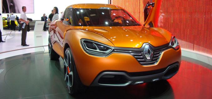 IAA: Renault galerija
