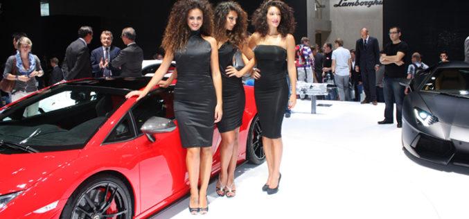 IAA: Lamborghini galerija