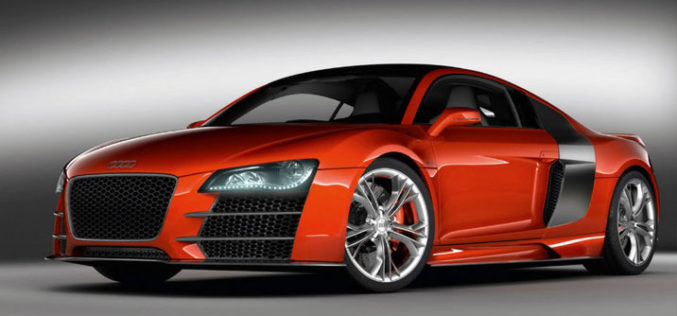 Novi Audi R8