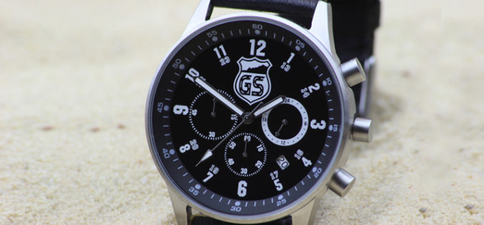 BMW GS Chronograph