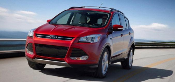 Nova Ford Kuga