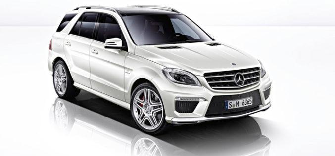 Novi Mercedes ML AMG