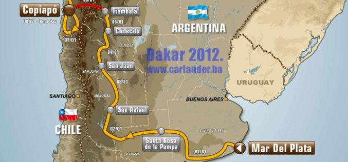Dakar: 6. etapa