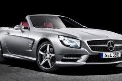 Novi Mercedes SL
