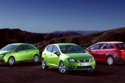 Seat Ibiza facelift 2012.