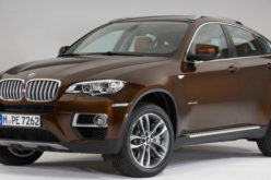 BMW X6 M facelift