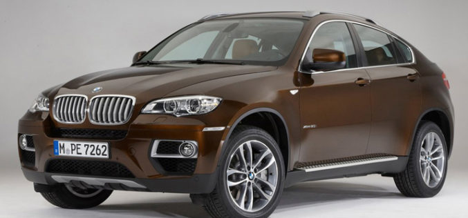 BMW X6 M facelift