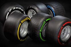 Nove F1 Pirelli gume za 2013.