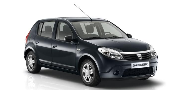Dacia Sandero Euro5