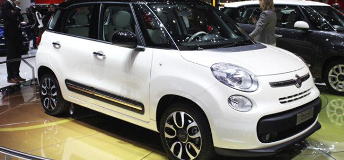 Fiat na sajmu automobil u Ženevi 2012.