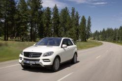 """M-klasa """"Car of the Year 2012"""""""