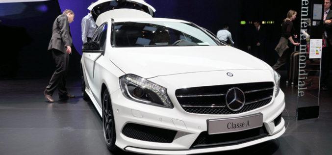 Mercedes na sajmu automobil u Ženevi 2012.