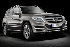 Mercedes-Benz GLK Facelift