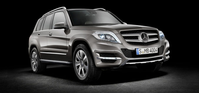 Mercedes-Benz GLK Facelift