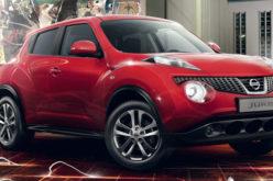 Nissan Juke Plus