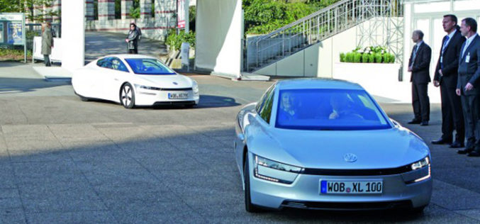 VW XL najštedljiviji automobil na svijetu