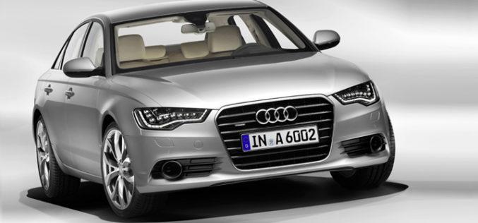 Audi A6 – Red dot award