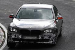 BMW 7 F01 facelift