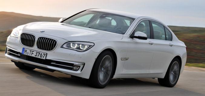 BMW 7 Facelift 2012 (F01/F02)