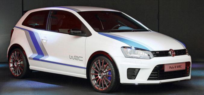 VW Polo R WRC Street