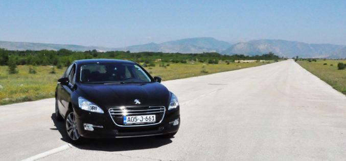 Test: Peugeot 508 2.0 HDi Allure automatik – Novo mjerilo klase