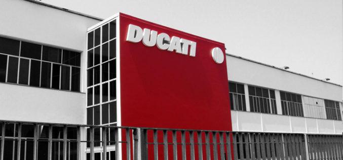 Ducati zatvara fabriku