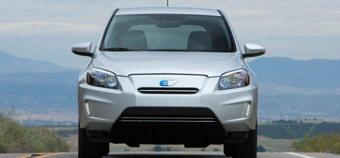 Predstavljen električni Toyota RAV4 EV