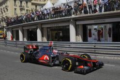Monaco: 1 i 2 trening