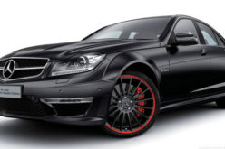 Mercedes C63 AMG Performance Studio Edition