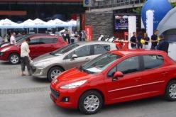 Peugeot road show 2012