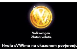 Volkswagen Zlatna valuta