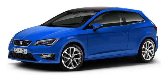 Seat Leon Sport Coupe