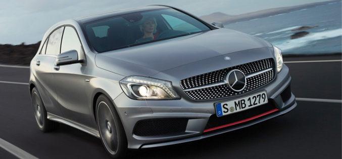 Na startnoj liniji: Mercedesov sportski kompakni model