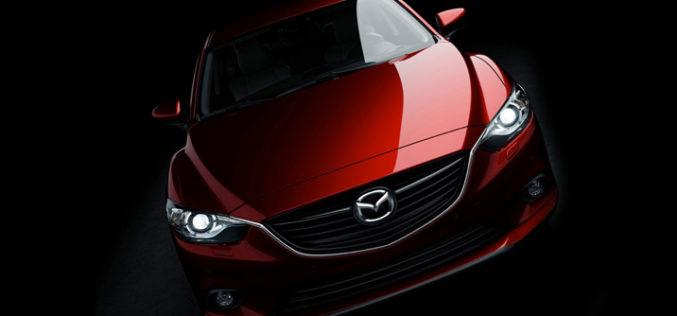 Nova Mazda 6 Sedan