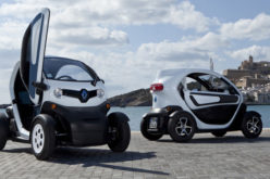 Red Dot nagrada za Renault Twizy