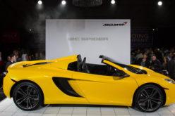 U prodaji McLaren 12C Spider