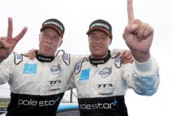 Dvostruka pobjeda Volvo Polestar tima