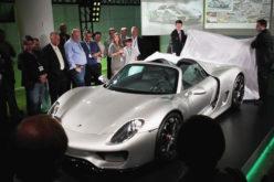 Predstavljen proizvodni Porsche 918 Spyder