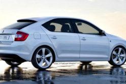 Škoda Rapid hatchback