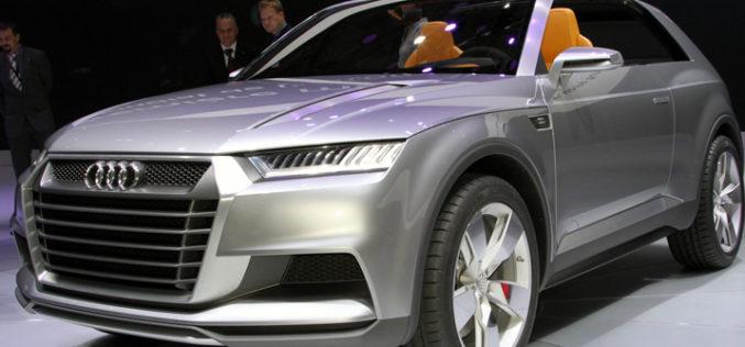 Premijere u Parizu: Audi Crosslane Concept