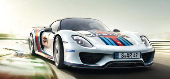 200.000 Porschea