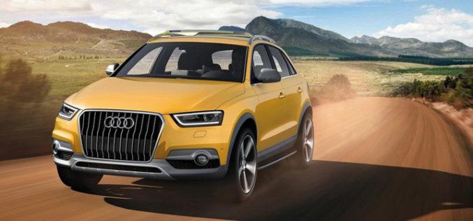 Audi predstavlja model Q2