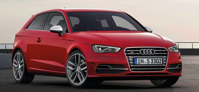 Novi Audi S3 2014.