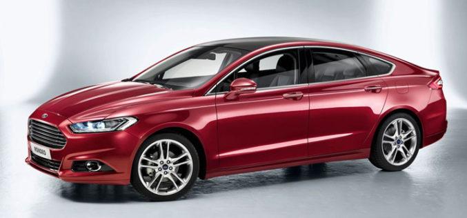 Novi Ford Mondeo 2013.