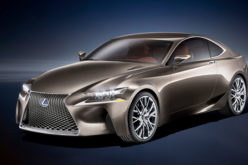 Premijera Lexus LF-CC koncept modela u Parizu