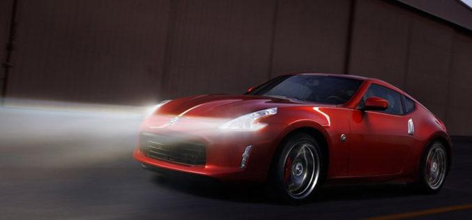 Nissan 370Z facelift 2013.